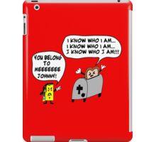 Angel Heart iPad Case/Skin