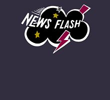 Muppet News Flash - Logo Design  Unisex T-Shirt