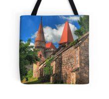 Vajdahunyadi vár II (castle)  Tote Bag