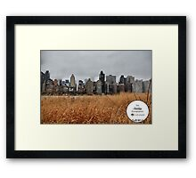 A Place Beyond the Pines Framed Print