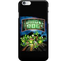 Zombie Frogs  iPhone Case/Skin