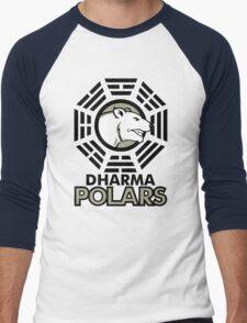 DHARMA Polars Men's Baseball ¾ T-Shirt