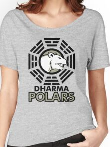 DHARMA Polars Women's Relaxed Fit T-Shirt