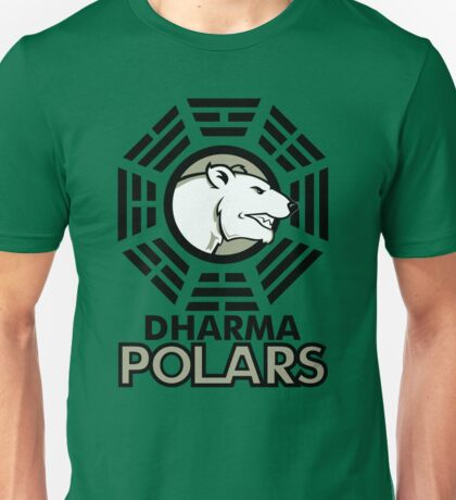 DHARMA Polars Unisex T-Shirt