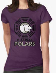 DHARMA Polars Womens Fitted T-Shirt