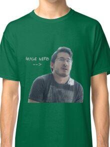 HUGE NERD Classic T-Shirt
