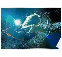 Meesh Aerial 1 Poster