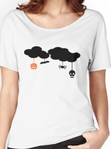 The Howling Clouds  Women's Relaxed Fit T-Shirt