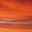 Sunrise Clouds by Joan Wild