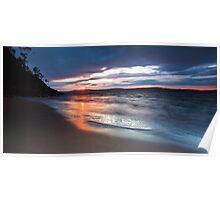 Boronia Beach Sunrise #7 Poster