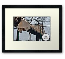Willly B Framed Print
