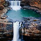 Mitchell Falls by Jan Fijolek
