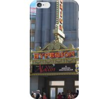 The Hyperion Theatre: Aladdin The Musical iPhone Case/Skin