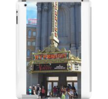 The Hyperion Theatre: Aladdin The Musical iPad Case/Skin