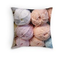 Baby Soft Throw Pillow