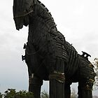 Trojan horse by machka