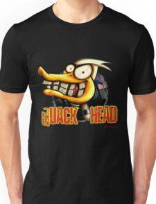 Quack Head Duck Unisex T-Shirt