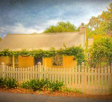 Pepper Tree Cottage - Normanville, Fleurieu Peninsular, SA by Mark Richards