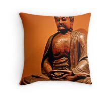 Buddah....! Throw Pillow
