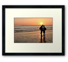 seaside - day 30 (4) Framed Print