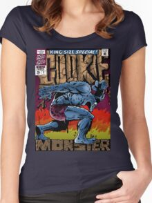 The Incredible Cookie Women's Fitted Scoop T-Shirt