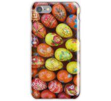 Eggs Ukrainian Style iPhone Case/Skin