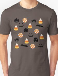 Halloween Pattern II Unisex T-Shirt