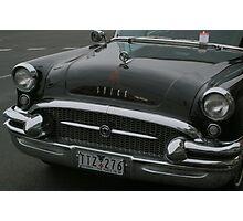 Vintage Car - Collingwood VIC Photographic Print