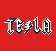 TESLA-AC DC Kids Clothes