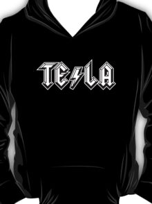 TESLA-AC DC T-Shirt