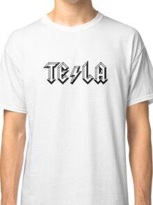TESLA-AC DC Classic T-Shirt