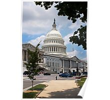 Capitol Hill Poster