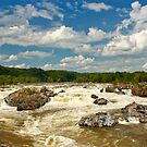 Great Falls Park by Nicholas Jermy