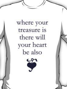 Treasure Heart T-Shirt