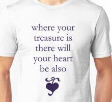 Treasure Heart Unisex T-Shirt