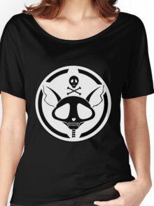 Cat Skeleton Women's Relaxed Fit T-Shirt