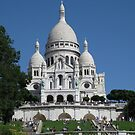 Sacre coeur - Paris by machka