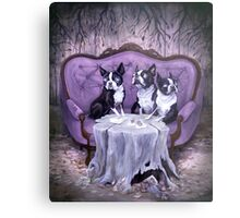 The Weird Litter Mates Metal Print