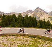 Col d'Izoard by Eamon Fitzpatrick