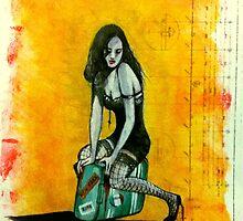 The Love Terrorist by John Dicandia ( JinnDoW )