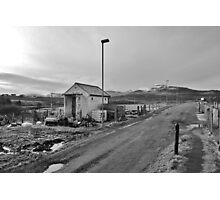 A Rural Scene on Skye Photographic Print