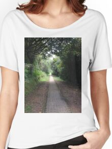 New path everyday - Colombia Women's Relaxed Fit T-Shirt