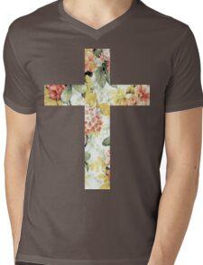 Flowers! Mens V-Neck T-Shirt