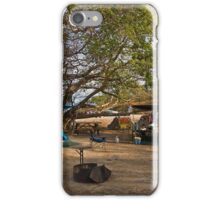 Campsite at Bathurst Head, Qld iPhone Case/Skin