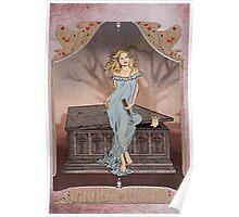 Boticelli Buffy Nouveau Poster