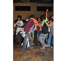 Dance, dance. Photographic Print