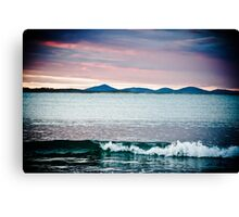 Arrawarra Canvas Print