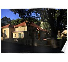 Heritage Building - Rushcutters Bay Poster