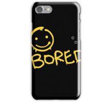 Sherlock - BORED iPhone Case/Skin
