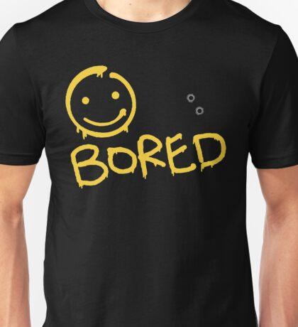 Sherlock - BORED Unisex T-Shirt